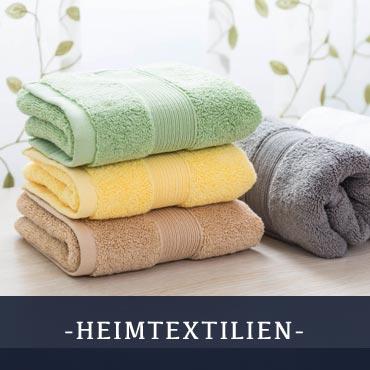 Heimtextileien Handtücher