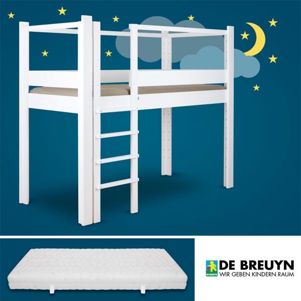 Kinder/Jugend Hochbett von De Breuyn
