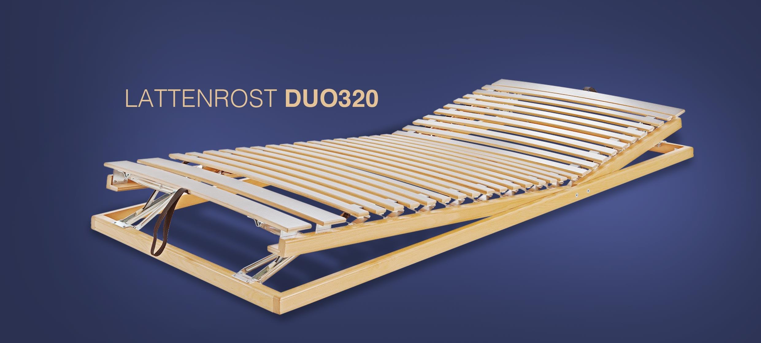 Lattenrost DUO 320