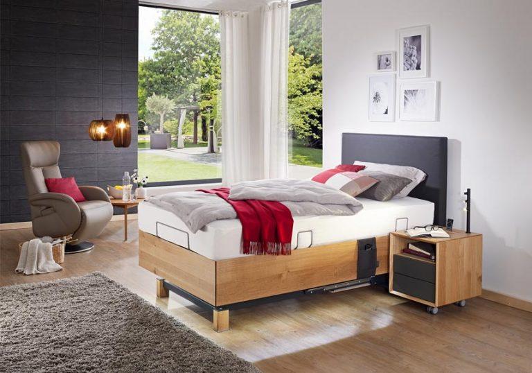 Komfortbett Davos Einzelbett