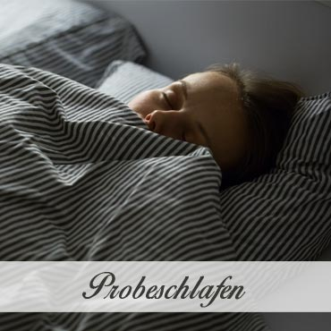Schramm Probeschlafen