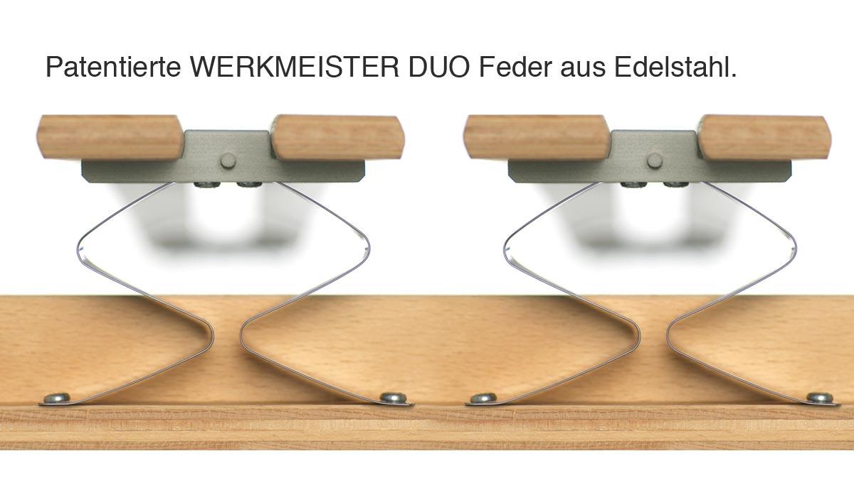 Lattenrost Duo 320 Feder