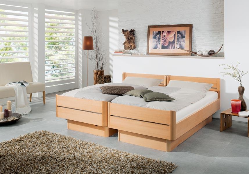 Komfortbett Liftsystem Doppelbett